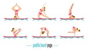 SUP Board Yoga