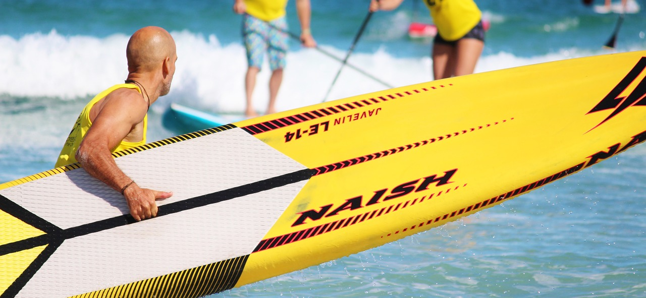 Waarom is SUP boarden een fantastische workout?