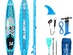 Bluefin Sprint Carbon 14'