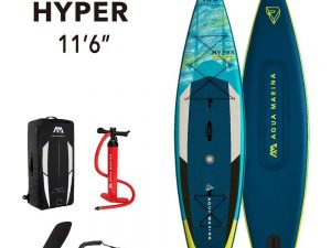 """Aqua Marina Hyper 11'6"""""""